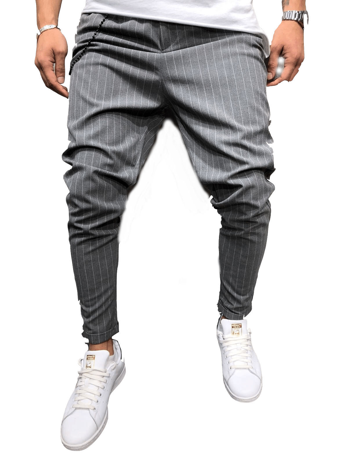 H141086dc6f934720b807e45730706f5ac Spring Autumn Casual Men Sweat Pants Male Sportswear Casual Trousers Straight Pants Hip Hop High Street Trousers Pants Joggers