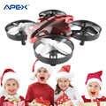 Apex Rot Globale Drone Mini Drone rc hubschrauber headless Mini Quadrocopter drone die beste spielzeug für kinder zabawki