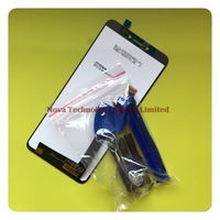 Wyieno Tested BQ5514 Digitizer Panel Parts For BQ BQ 5514G Strike Power Touch + LCD Display Screen Assembly tracking 5514L 4G