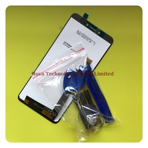 Image 2 - Wyieno Tested BQ5514 Digitizer Panel Parts For BQ BQ 5514G Strike Power Touch + LCD Display Screen Assembly tracking 5514L 4G