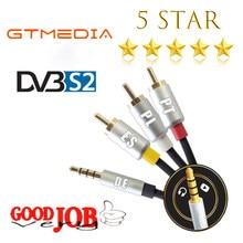 12m garantie cline egy Europa av kabel für satellite empfänger gtmedia v8 nova v9 super