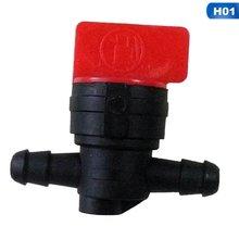 Пластиковый кран для газонокосилки 1/4 дюйма 8 мм