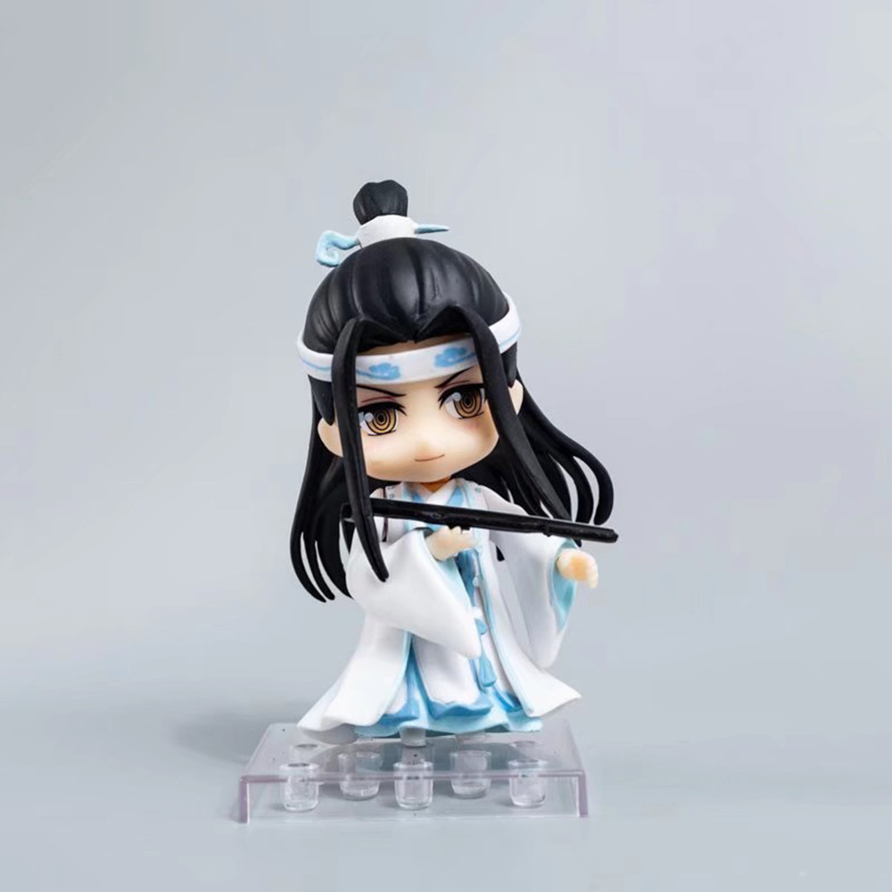 Mo Dao Zu Shi Anime Grandmaster Of Demonic Cultivation Lan Wangji PVC Action Figure Collectible For Kids Toys Gifts Oc15