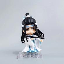 Mo Dao Zu Shi Anime Grandmaster of Demonic Cultivation Lan Wangji PVC Action Figure Collectible for Kids Toys Gifts Oc15