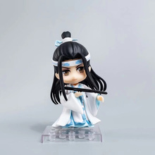Mo Dao Zu Shi Anime Maestro di Demoniaci Coltivazione Lan Wangji PVC Action Figure Da Collezione per I Bambini Giocattoli Regali Oc15