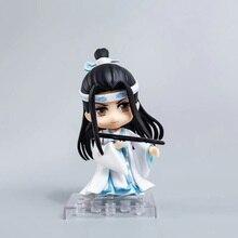 Mo Dao Zu Shi Anime gran maestro de demoníaco cultivo Lan Wangji PVC figura de acción de colección para niños juguetes regalos Oc15