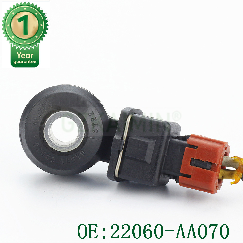 high quality NEW FEE SHIPPING Knock sensor 22060-AA070 <font><b>22060AA070</b></font> For <font><b>Subaru</b></font> Forester Impreza Legacy Outback 1.6 2.0 image