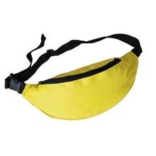 waist bag Unisex Pillow  Candy Fashion New Design Waterproof Purse Fanny Pack