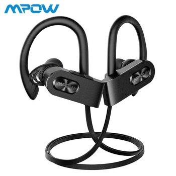 Mpow flamme 2 ipx7 étanche 13H lecture Bluetooth 5.0 sport écouteur CVC6.0 suppression du bruit pour iPhone Samsung Huawei Xiaomi