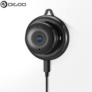 Image 1 - Digoo DG MYQ ip câmera de armazenamento em nuvem 720p wifi visão noturna two way áudio segurança detecção de movimento câmera ip segurança em casa