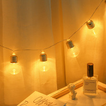 Vintage Bulbs Outdoor String…