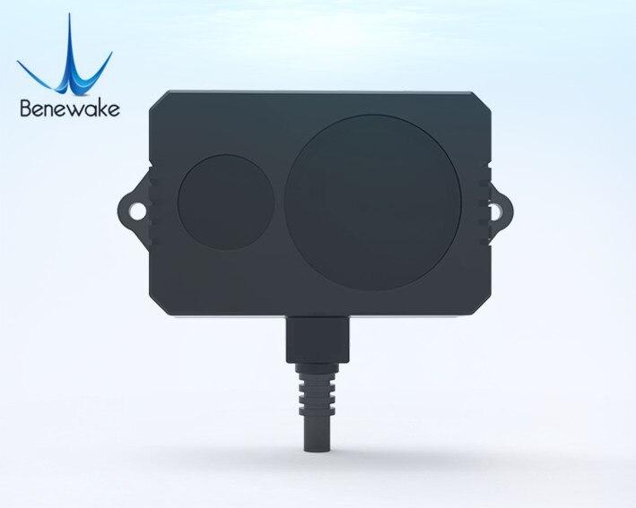 Benewake  TF02 LIDAR LED Rangefinder Single Point Ranging IP65 22M Benewake For Arduino Pixhawk Drone