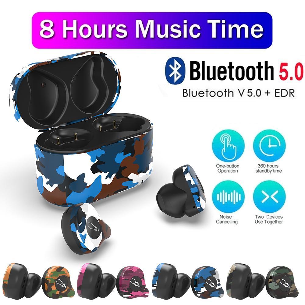 Nouveau Sabbat X12 Ultra 5.0 Bluetooth écouteur sans fil casque ergonomique écouteurs boîte de charge sans fil casque X12Ultra-QCC3020