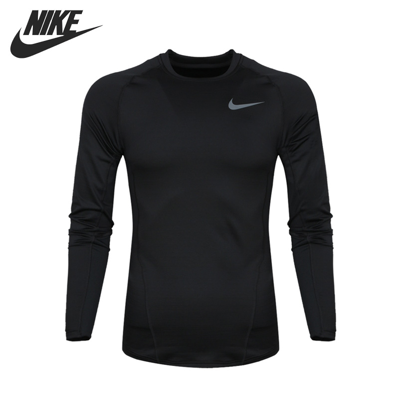 artículo ciervo restante  Original New Arrival NIKE AS M NP THRMA TOP LS Men's T shirts Long sleeve  Sportswear Running T-Shirts  - AliExpress