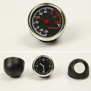 Hot Car Clock Ornaments Auto M