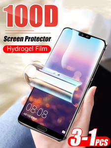 Hydrogel-Film Screen-Protector Huawei Mate P20 P10-Lite Not-Glass Protective-100d P30