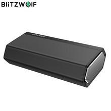 BlitzWolf BW-AS2 40W 5200mAh Dual Fahrer Drahtlose bluetooth Lautsprecher 30W Subwoofer Nach Oben Bass Hände-freies Aux-in Lautsprecher Soundbar