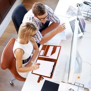 Image 2 - A4フォルダはpu革ドキュメントフォルダブリーフケース格納するためファイルフォルダのための学校やオフィスホルダー