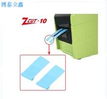 2020 חדש zcut 10 Aliepxerss סיטונאי 100  240V ZCUT 10 CE תעודת קלטת אוטומטית dispenser מכונת