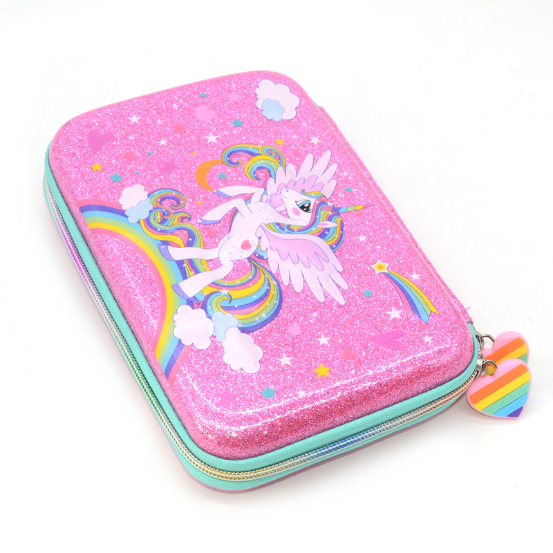 Unicorn Pencil Case Kawaii Estojo Escolar Creative Estuche Escolar School Supplies Trousse Scolaire Stylo Pencilcase Pencil Box