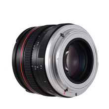 50mm f/1.4 Camera Lens USM Large Aperture Standard Anthropomorphic Focus Camera Lens Low Dispersion for Canon 100D 200D 350D