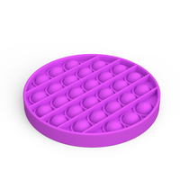 O - Purple