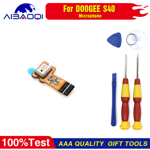 Image 4 - New original Touch Screen LCD Display LCD Screen For DOOGEE S40 Replacement Parts + Disassemble Tool+3M Adhesive