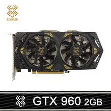 Video Card GTX 960 2GB 128Bit GDDR5 Graphics Cards GPU PCI-E 3.0 for NVIDIA Cards Geforce GTX960 for Gaming PC Computer Add on цены