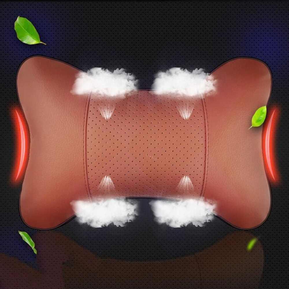 Подголовник автомобиля четыре сезона универсальный Danny подголовник автомобиля вышитая подушка в виде кости подушка шеи автомобильные товары для интерьера