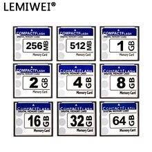 Cartão de memória, real capacidade do cartão de memória 64gb cf 32gb 256mb 512mb 1gb 2gb 4gb 8gb 16gb cartão flash compacto para a câmera