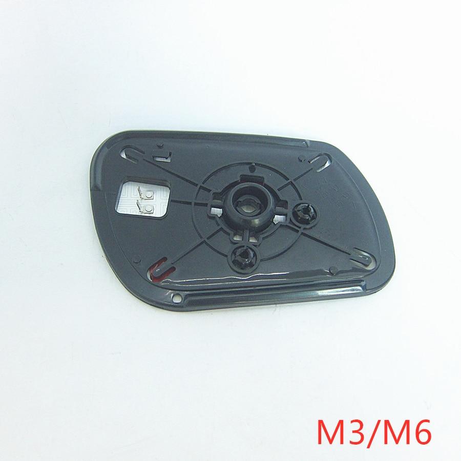 Стекло на дверное зеркало для кузова автомобиля с функцией подогрева для Mazda 3 2003-2010, Mazda 6 2003, 2004, 2005, 2006, 2007, 2008