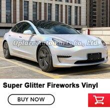 Höchste qualität Glanz Flip Vinyl Wrap Feuerwerk vinyl wrap Psychedelic vinyl wrap qualität Garantie Verschiedene farben 5m/10m/18m