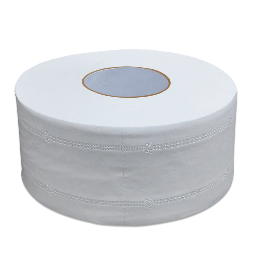 White Household Toilet Paper Soft Large-volume Hand Toilet Towels Tissue Paper Beauty Health Toilet Tissue