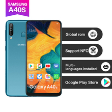 Samsung Galaxy A40s Cellphone 6GB RAM 64GB ROM 6.4 inch 4G LTE Android
