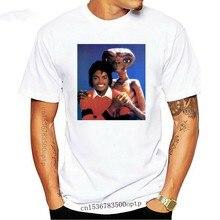 T-shirt homme femme unisexe, humoristique, avec Michael Jackson, Vs E Et t-shirt, 447