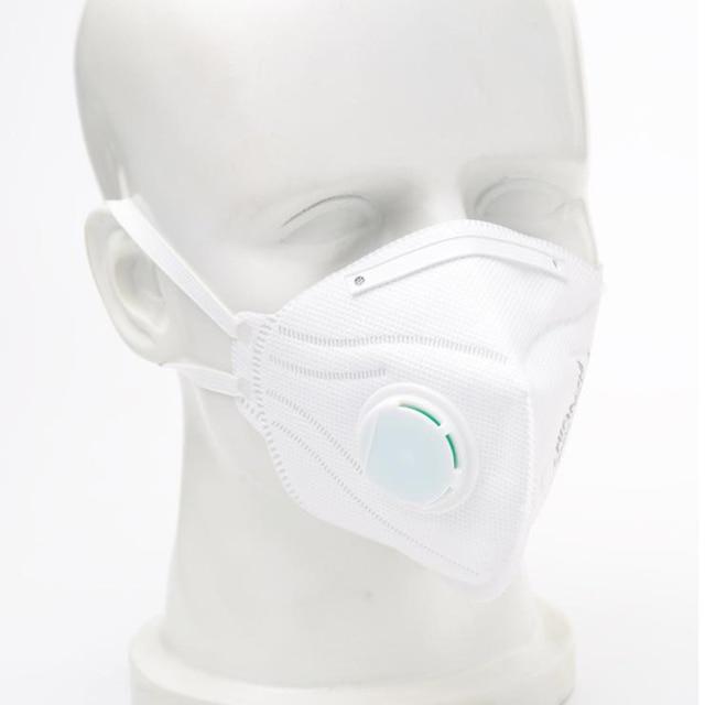 1~20PCS KN95 Mask breathing valve Antivirus Pm2.5 Face Mouth Mask Flu Facia Dust Filter Mascarilla Respirator Template FFP2 FFP3 1