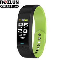 Bozlun Smart Bracelet Color Touch Screen Bluetooth Wristbands Blood Pressure Monitorr For Android IOS B25