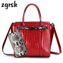 купить Women Shoulder Bags Handbag And Purse Famous Brand Big Zipper Pu Leather Crossbody Bags Casual Women Bag Black Fashion Bag онлайн