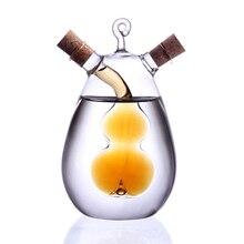 Thicken Creative dual-use glass Glass hip flask Household spice bottles Splitter Juice Jug coffee pot flagon Liquid glass jug 2000ml glass erlenmeyer flask 2000ml glass conical flask laboratory use 2000glass triangle flask boro glass gg17