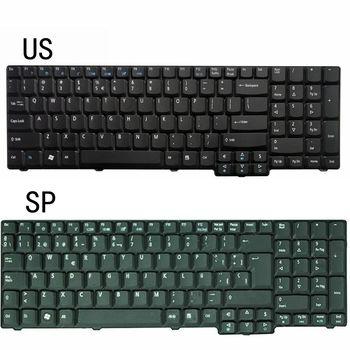 Teclado para ordenador portátil, para ACER Extensa 5235, 5635, 5635G, 5635Z, 5635ZG,...