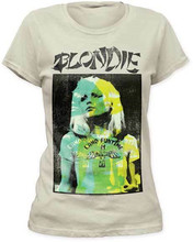 Blondie-bonzai-juniors t camisa superior S-M-L-Xl-2Xl novo impacto merch retro o pescoço camiseta(China)