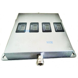 Image 5 - Vier Band Signaal Booster Mobiele 2G 3G 4G Lte Repeater 900180021002600Mhz Celluar Versterker Met Omin antenne