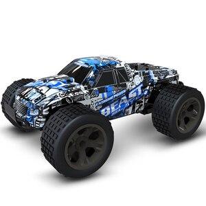 2019 New RC Car 2.4G 4CH Rock Car Driving Big Car Remote Control Car Model Off-road Vehicle Toy Wltoys RC Car Drift