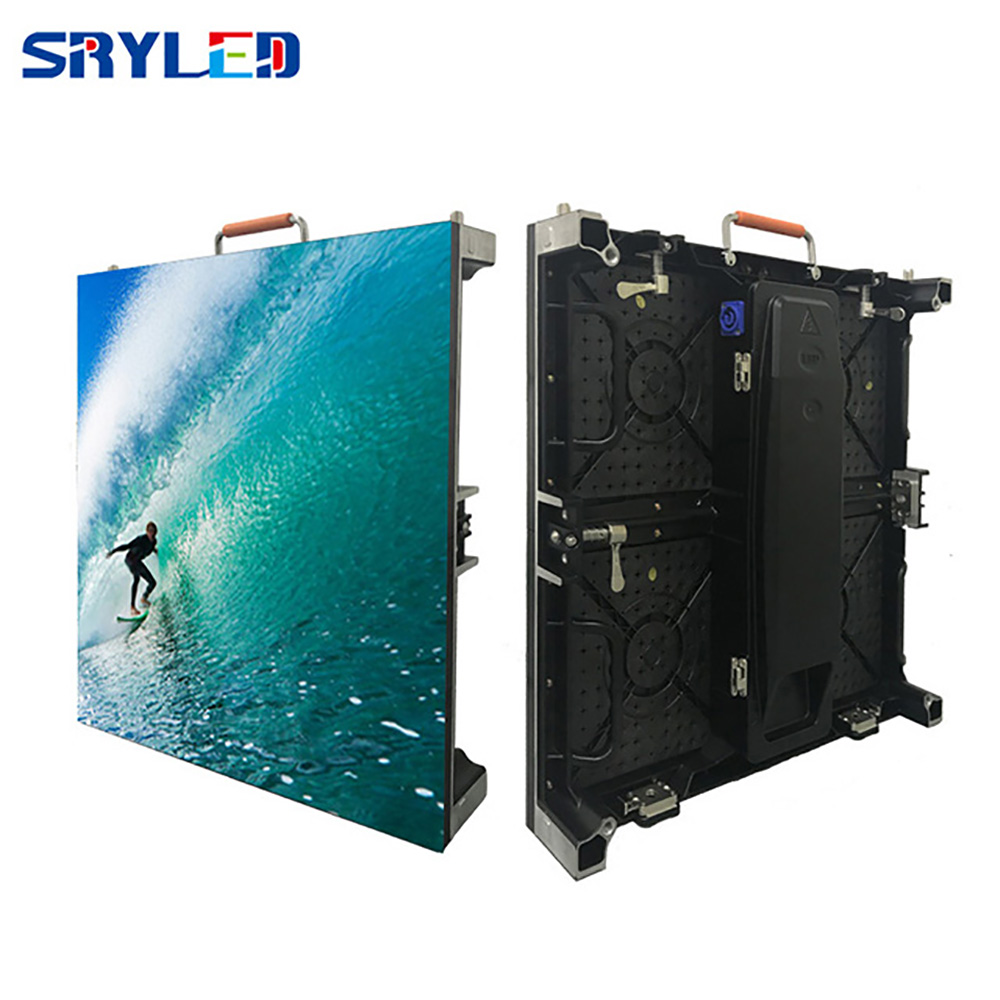 Indoor P3.91 Led Wall Display Panel Advertising Led Screen 500x500mm