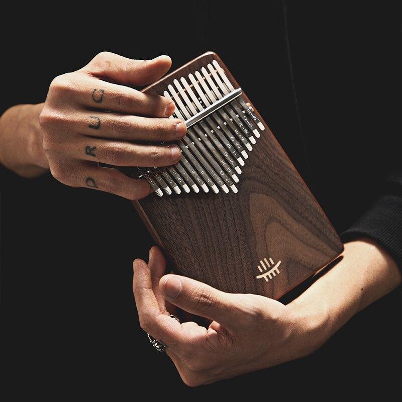 instrumentos de música caliba com saco alta qualidade polegar piano