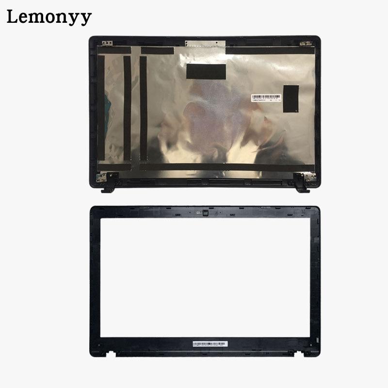 Cubierta trasera LCD/LCD front bezel para ASUS X550 X550E X550C X550VC X550V A550 Y581C Y581L K550V R510V R510C R510L F550V F550C
