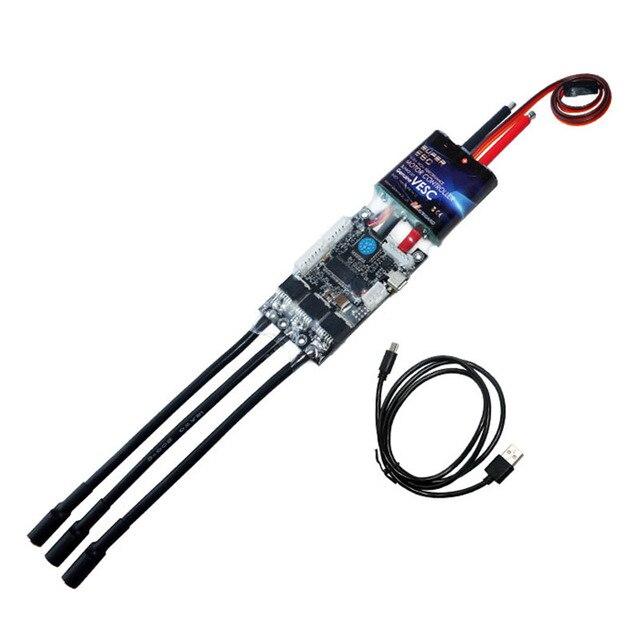Maytech 50A VESC контроллер скорости для электрического скейтборда Longboard VESC_TOOL совместимый VESC50A