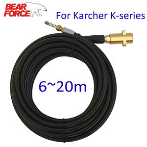 10m 15m 20 meters 2320psi 160bar Sewer Drain Water Cleaning Hose Pipe Cleaner for Karcher