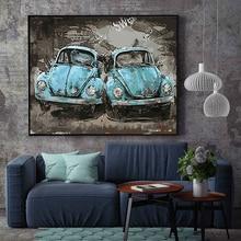 Все виды классных синих спортивных автомобилей живопись по номерам современные реалистичные фото картины маслом ручной работы по номерам настенный домашний декор