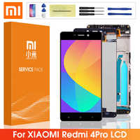 Pantalla LCD Original de 5,0 pulgadas para Xiaomi Redmi 4 Pro, repuesto de Digitalizador de pantalla táctil LCD para Xiaomi Redmi 4 Prime 4pro